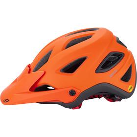Giro Montaro MIPS Casco, matte deep orange/warm black